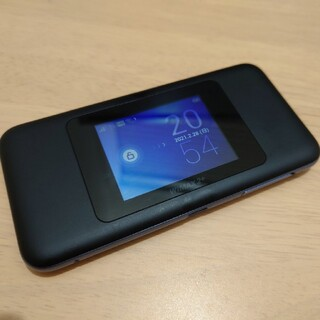 HUAWEI - UQ WiMAX モバイルルーター  Speed Wi-Fi NEXT W06