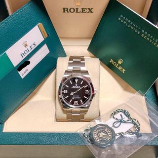 ROLEX - 【美品】ロレックス エクスプローラー1 214270 2019年 白タグ 現行品