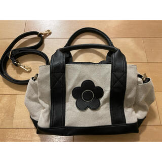 MARY QUANT - 【美品】マリークワント 2wayバッグ