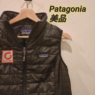 patagonia - Patagonia ダウンベスト パタゴニア ブラック