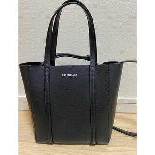 Balenciaga - バレンシアガ トート エブリデイ xxs ブラック