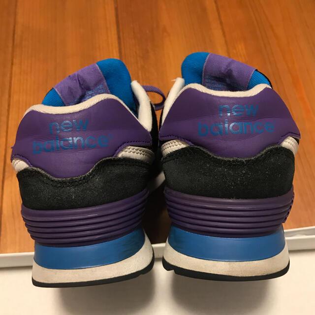 New Balance(ニューバランス)のnew balance 574 23.5cm レディースの靴/シューズ(スニーカー)の商品写真