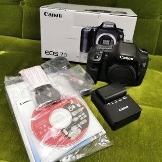 Canon - 【中古/完動品】CANON EOS 7D 本体