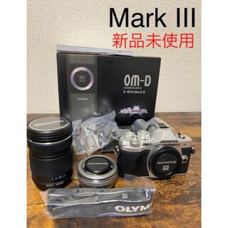 OLYMPUS - 新品 OLYMPUS OM−D E−M10 Mark 3 OM-D E-M10