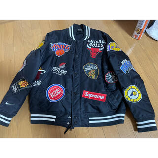Supreme - Supreme Nike/NBA Teams Warm-Up Jacket