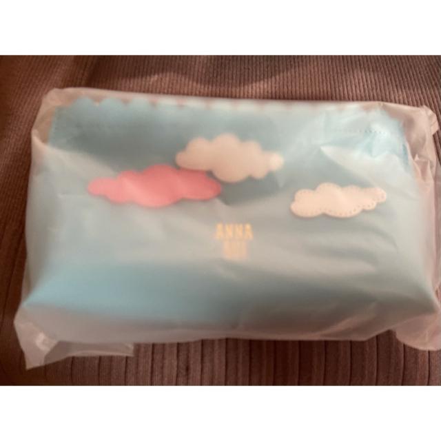 ANNA SUI(アナスイ)のANNA SUI Sky ポーチ ノベルティ レディースのファッション小物(ポーチ)の商品写真