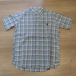 コーエン(coen)のCoen(コーエン)半袖チェックシャツ ★新品・未使用★(シャツ)