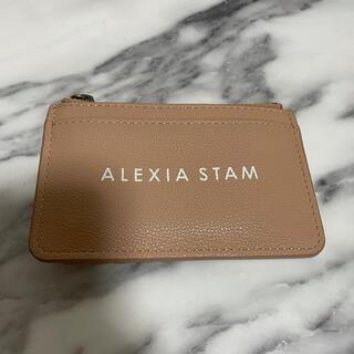 ALEXIA STAM - アリシアスタン カードケース