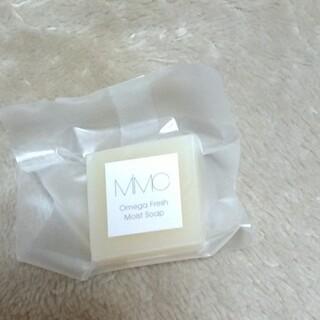 エムアイエムシー(MiMC)のマキア 付録 MiMC ソープ(洗顔料)