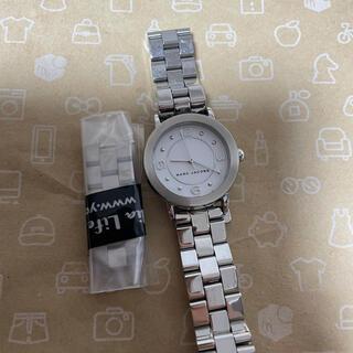 マークジェイコブス(MARC JACOBS)のマークジェイコブス  腕時計 レディース 2020年7月購入品(腕時計)