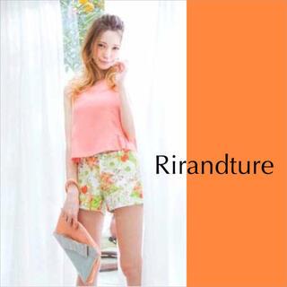 Rirandture - Rirandture フラワー ショートパンツ*アプワイザーリッシェ