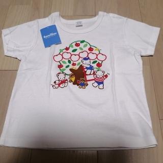 familiar - 美品★ファミリアTシャツ 110