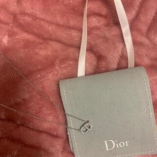 Dior - Diorノベルティー ネックレス