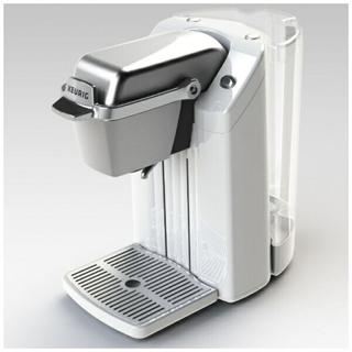 スターバックスコーヒー(Starbucks Coffee)の【新品未使用】コーヒーメーカー KEURIG(キューリグ) BS300 白(コーヒーメーカー)
