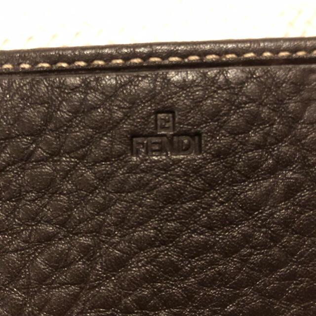 FENDI(フェンディ)の【新品未使用】FENDI フェンディ カードケース レディースのファッション小物(名刺入れ/定期入れ)の商品写真
