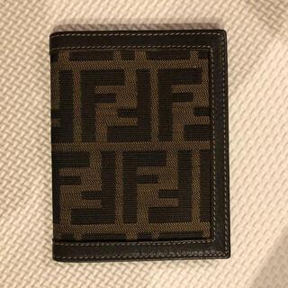 フェンディ(FENDI)の【新品未使用】FENDI フェンディ カードケース(名刺入れ/定期入れ)