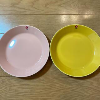 イッタラ(iittala)の新品☆イッタラ ティーマ 21cmプレート 2枚(食器)