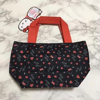 サンリオ(サンリオ)の即購入OK!新品タグ付き☆サンリオ  ハローキティー 保冷バッグ ランチバッグ(弁当用品)