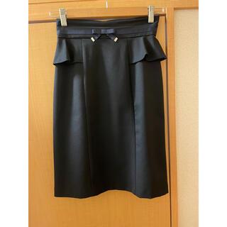 MISCH MASCH - MISCH MASCH♡ペプラムスカート