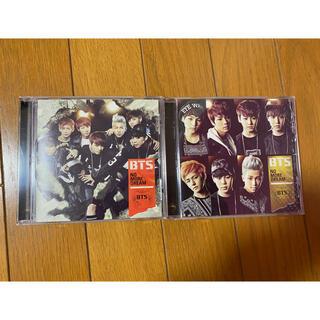 ボウダンショウネンダン(防弾少年団(BTS))のbts nomoredream 初回盤 DVD付CD (K-POP/アジア)