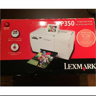 Lexmark レックスマーク フォトプリンター  P350(PC周辺機器)
