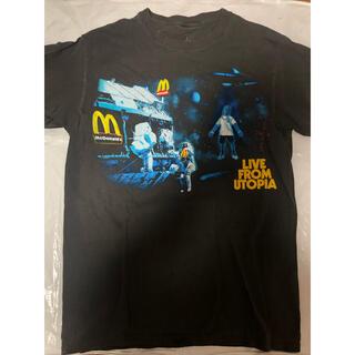 カクタス(CACTUS)のtravis scott LIVE FROM UTOPIA マクドナルド Tee(Tシャツ/カットソー(半袖/袖なし))