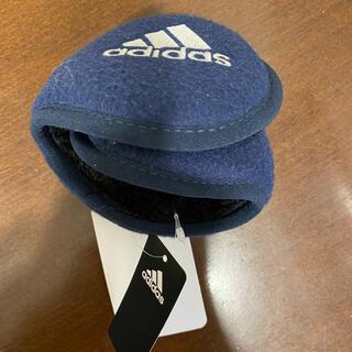 アディダス(adidas)のお値下げ不可 新品タグ付き アディダス 耳当て イヤーマフラー キッズ 子ども (その他)