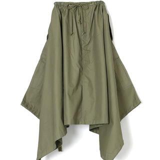 ハイク(HYKE)のHYKE M-51スカート(ロングスカート)
