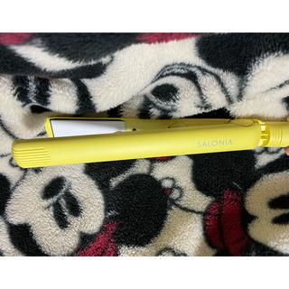SALONIAストレートアイロン 24mm(ヘアアイロン)