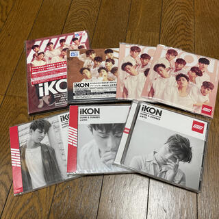 iKON - DUMB&DUMBER ikon  CD DVD7枚セット