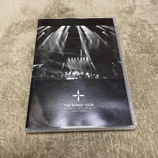 【新品未使用】BTS THE WINGS TOUR DVD2枚組