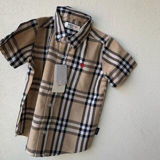 ポロベビー 90 半袖シャツ