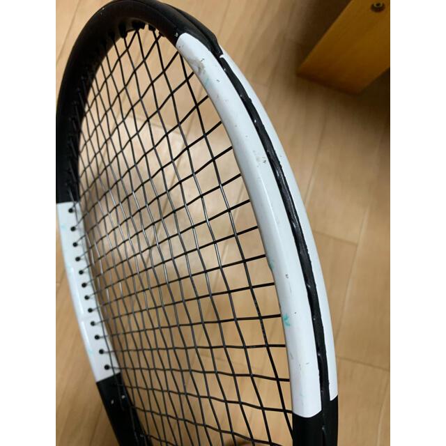 wilson(ウィルソン)のWilson Pro staff ウィルソン プロスタッフ97 CV スポーツ/アウトドアのテニス(ラケット)の商品写真