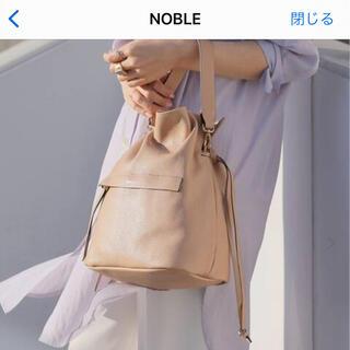 Noble - loristella NOBLE キンチャクワンハンドルバッグ
