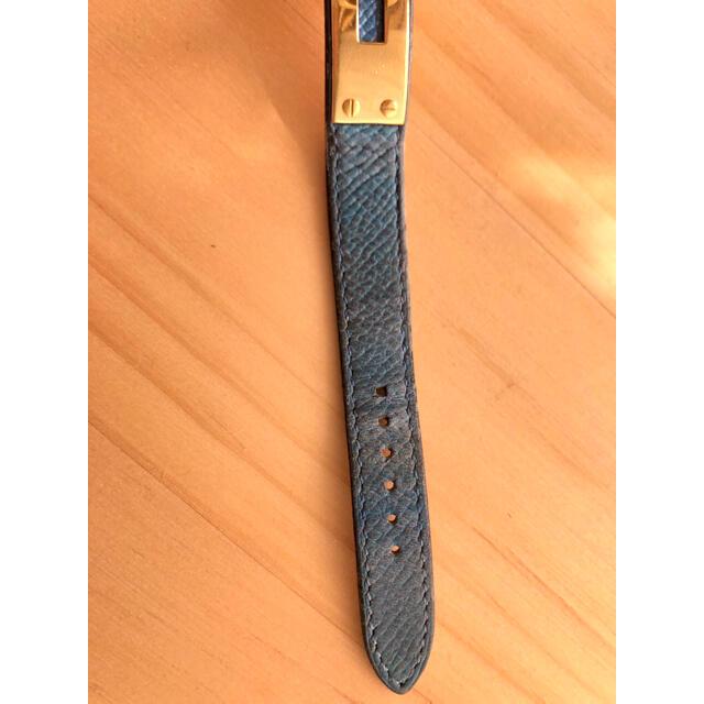 Hermes(エルメス)のHERMES エルメス ケリーウォッチ   ベルト レディースのファッション小物(腕時計)の商品写真