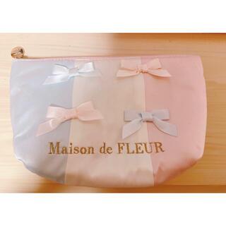 メゾンドフルール(Maison de FLEUR)のメゾンドフルール/トリコロール/ポーチ(ポーチ)
