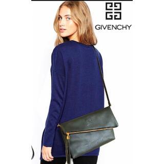 ジバンシィ(GIVENCHY)の☆GIVENCHY☆【ノベルティー限定品】2way バッグ チャコールグレー(ショルダーバッグ)