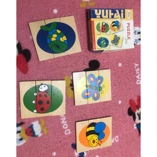 木製パズル知育玩具