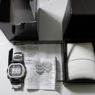 G-SHOCK - G-SHOCK GMW-B5000D フルメタル シルバー