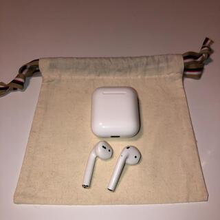 Apple - air pods 第1世代