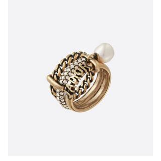 Dior - ディオール 指輪 Sサイズ