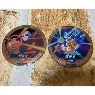 ドラゴンボール(ドラゴンボール)のドラゴンボール ブッチギリマッチ メンコ(キャラクターグッズ)