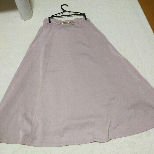 MAJESTIC LEGON(マジェスティックレゴン)のマジェスティックレゴンスカート レディースのスカート(ひざ丈スカート)の商品写真