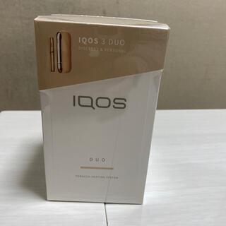 IQOS - iQOS3DUOアイコス3デュオ新品未開封未登録