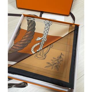 Hermes - エルメス カレダブルフェイス90 《デッラ·カヴァッレリ》