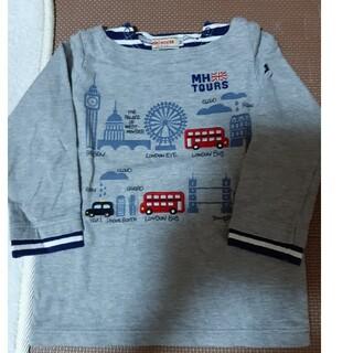 mikihouse - ★美品★ミキハウス ロンドンバス Tシャツ 90