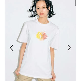 エックスガール(X-girl)のX-girl HOT STUFF TEE(Tシャツ(半袖/袖なし))
