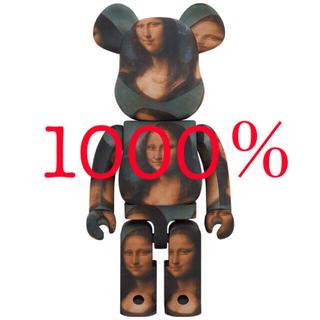 メディコムトイ(MEDICOM TOY)の【れい様専用】BE@RBRICK Mona Lisa 1000%  モナリザ(その他)
