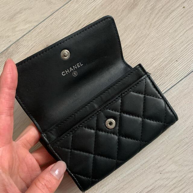CHANEL(シャネル)のシャネル コインケース 財布 ミニ財布 CHANEL レディースのファッション小物(コインケース)の商品写真