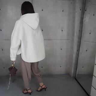 DEUXIEME CLASSE - 新品 ella _selectshop hoodie poncho フーディ